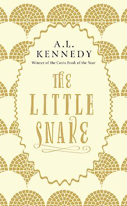 The Little Snake by A.L. Kennedy cover