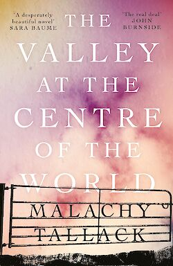 The Valley at the Centre of the World by Malachy Tallack cover