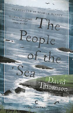 The People Of The Sea by David Thomson cover