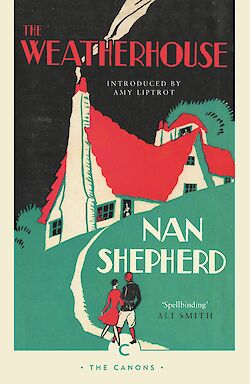 The Weatherhouse by Nan Shepherd cover