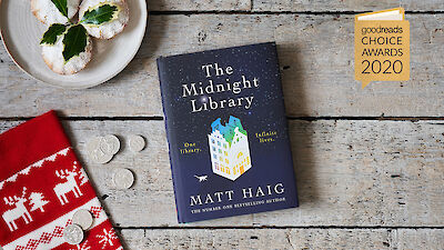 The Midnight Library is the Goodreads Best Fiction Award Winner for 2020!