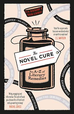 The Novel Cure cover