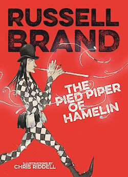 The Pied Piper of Hamelin cover