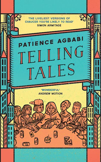 Telling Tales by Patience Agbabi cover