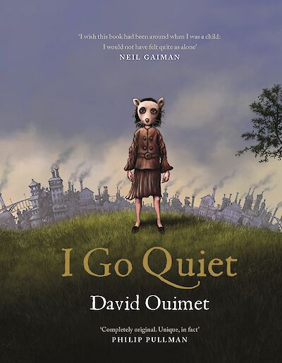 I Go Quiet by David Ouimet cover